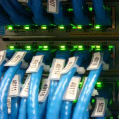 Netwerkbekabeling en telecom worden steeds belangrijker